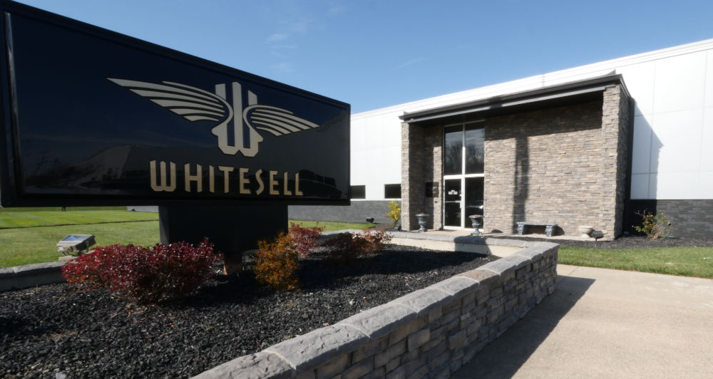 Whitesell Precision Components Exterior